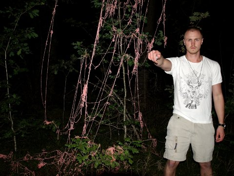 Per Øyvind Ruud er en av de få heldige som skal studere fashion og marketing på Central St. Martins i London.