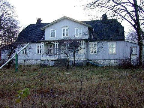 Hovedbygningen på Rabekk i 2001. (Arkivfoto)