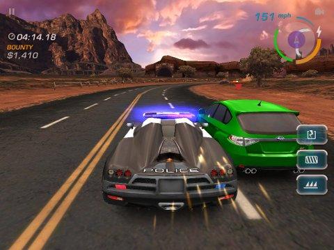 Need for Speed: Hot Pursuit er et ukomplisert, men særs underholdende racingspill. Styringen er ikke optimal, men likevel er totalproduktet solid.
