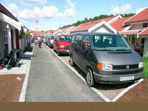 Brunstad Kristelige Menighet er den største kunden på Brunstad, med sitt årlige sommerstevne. Arkivfoto: Paal Even Nygaard