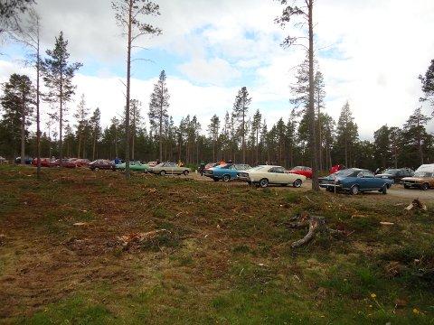 For en Opel fantast er Elgå stedet å være denne helga.