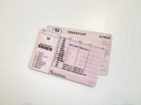 nye regler for fornyelse av førerkort