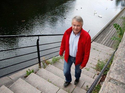 Morten Køpke jobber i dag som konsulent i Braathens IT Solutions AS.