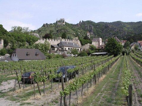 Fra Wachau i Østerrike.