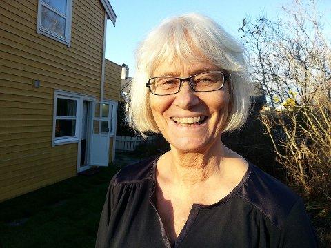 NESTEN 50 ÅR SENERE: Gunhild Alvik (71) bor på Bekkestua.