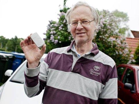 Torleif Hovde har kjørt over et halvt år uten rabattavtalen han tegnet med E18.