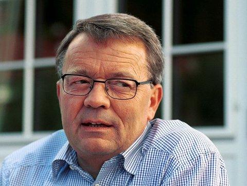 OMKOM: Lagmann Jan Martin Flod har ledet mange store rettssaker i Borgarting lagmannsrett der han var ansatt i nesten 20 år. ARKIVFOTO: KNUT BJERKE