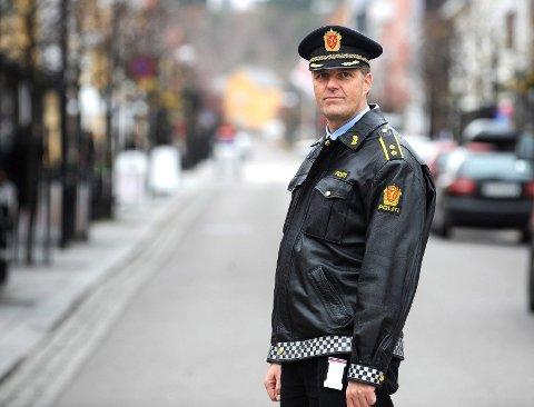 – Vi har et tett og godt samarbeide med hotellene i Sandefjord, for de ønsker ikke å ha aktive prostituerte som gjester, sier krimsjef Lars Reiersen i Sandefjord-politiet.
