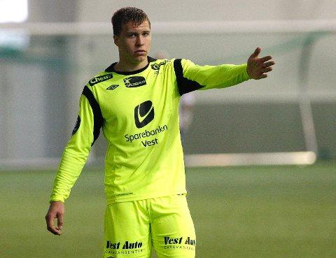 Martin Bjørnbak spiller for det norske U21-landslaget.