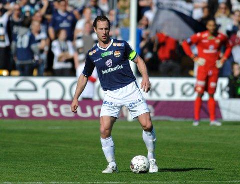 Alexander Aas mister Hønefoss-kampen lørdag.