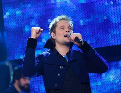 KLAR: Gaute Ormåsen skal delta i lørdagens Melodi Grand Prix-delfinale med sangen «Awake». Nå håper han på å vekke publikum slik at de stemmer ham helt til finalen.