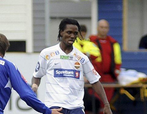 Jason Morrison debuterte i hvitt for Strømsgodset – nå går ryktene om at vil tilbys en 3-årsavtale i Leeds etter prøvespill i går.