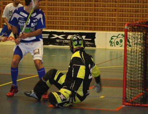 Tobias Hulterstrøm (f.v.) og Christian Kolderup. NOR 92 Tigers.