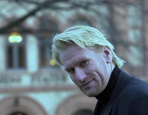 <b>TYSK DEBUT.</b> Rune Temte debuterer på tyske TV-skjermer som mystisk fyrvokter i en tysk krimserie. FOTO: REIDAR HALDEN