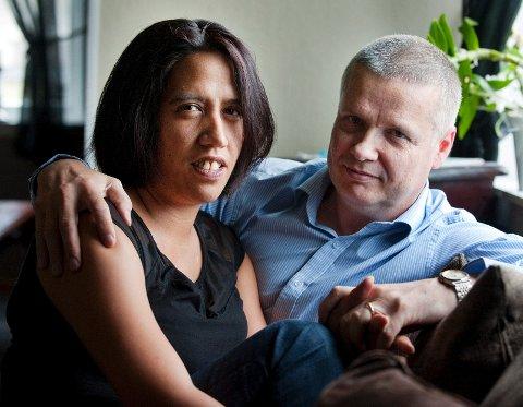 Vanessa Svebakk og Odd Roger Bøhn mistet datteren sin på Utøya. Svebakk ser frem til en helhetlig vurdering av Breiviks tilregnlighet under rettssaken.