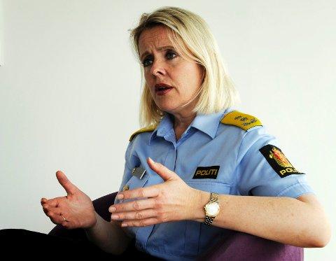 Politimester Benedicte Bjørnland i Vestfold politidistrikt, er en av søkerne til stilling som ny PST-sjef.