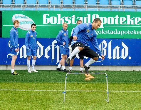 Sandefjord Fotball (SF). Kristian Brix