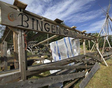 Bingen Grill og Pub er klar til i dag.