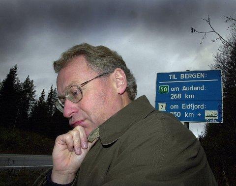 Tidligere stortingsrepresentant Hallgrim Berg (H)