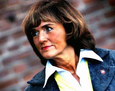 Her ved ordfører Ulla Nævestad