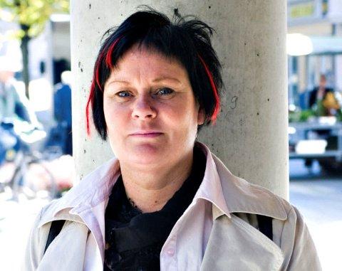 – Rulletrapper er jeg ikke glad i, det er mye jeg er redd for, sier Anne Grethe Jensen, som forteller om hvordan det er å leve med angst.