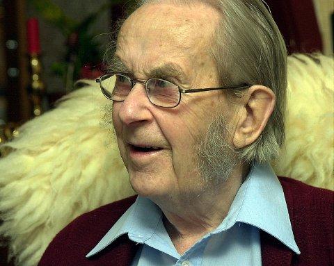 Vidar Sandbeck er død, 88 år gammel.