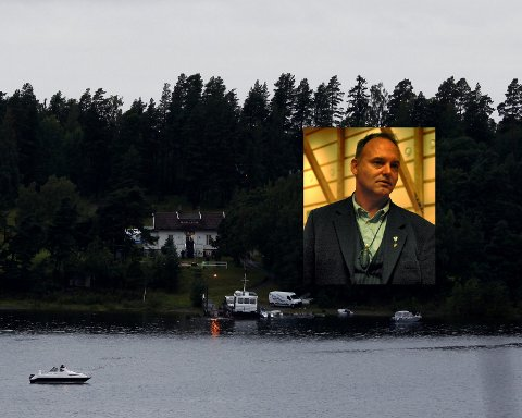 Fylkesleder i Buskerud Frp, Trond Røed, mener terrorangrepene er en konsekvens av innvandringspolitikken.
