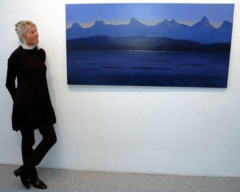 Utmerket Drammens Tidende - Harr reiser mot blått GV-97