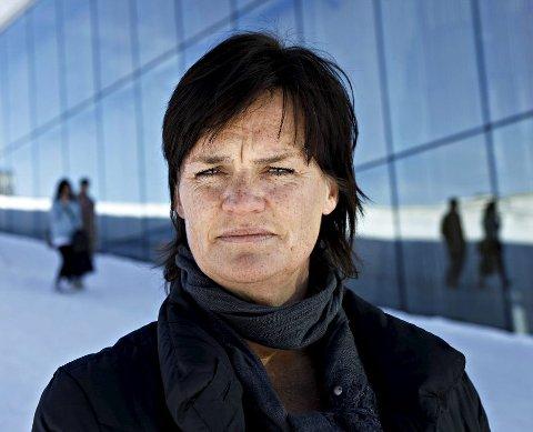 KRITISK: Mette Yvonne Larsen er ikke nådig i sin kritikk.Arkivfoto