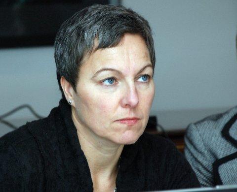 PROSJEKTLEDER: Direktør ved Lillehammer sykehus, Randi Mølmen blir prosjekleder for Sykehuset Innlandet.