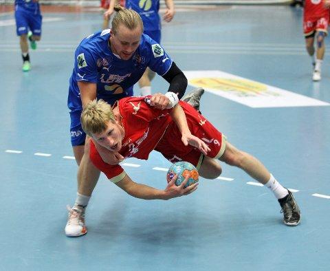 Magnus Jøndal og Follo HK gikk på trynet mot Drammen i cupens fjerde runde.