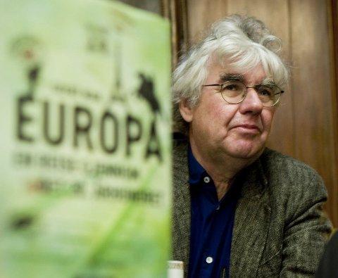 TIL SKUDENESHAVN: Journalisten Geert Mak.