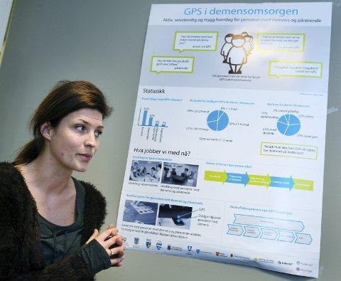 – Hvordan kan teknologi bidra til økt mestring hos brukerne, spør Kjersti Lindeberg i Skap gode dager. Drammen kommune skal satse videre på såkalt velferdsteknologi.