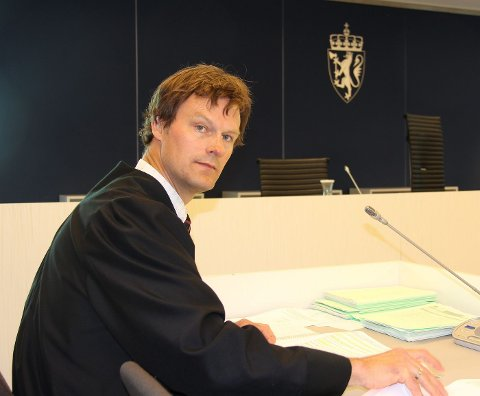 Politiinspektør Morten Stene.