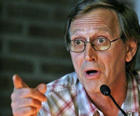 Rødts Eirik Tveiten reagerer kraftig på prosessen i Mesta forut for beslutningen om å flytte avdelingen fra Moss til Lysaker. Han mener selskapet opptrer som kjerringa mot strømmen i denne saken.