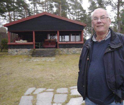 – bra for folkehelsen: Tor Prøitz (H) mener at tidligere planer har gitt et for negativt inntrykk av hyttene i skjærgården. Han vil gjøre det lettere å modernisere eldre hytter. Arkivfoto: Øivind Lågbu