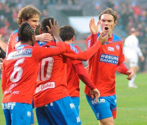 Helsingborgs Thomas Sørum er klar for gamleklubben SIF.