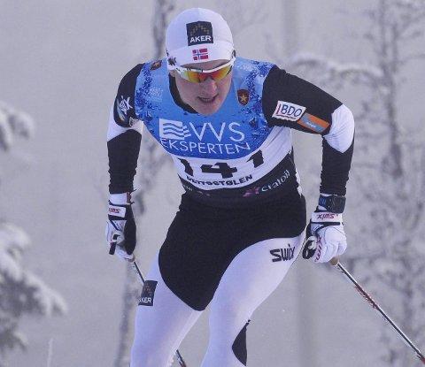 Dropper Finland: Simen Sveen deltar ikke i verdenscupåpningen. Foto: Ole L. Rosenborg