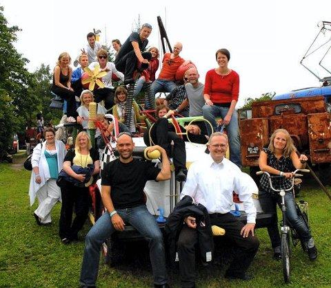 Studentkoret Vox Humana gjester Moss med a cappella-versjoner av kjente poplåter i bagasjen. pressefoto