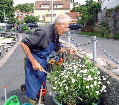 Rudi Kreul er død, 85 år gammel. FOTO: KAY OLAV WINTHER D.E.