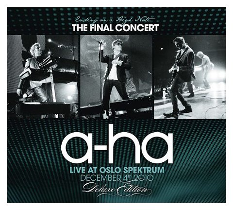 a-ha Ending On A High Note (Universal)