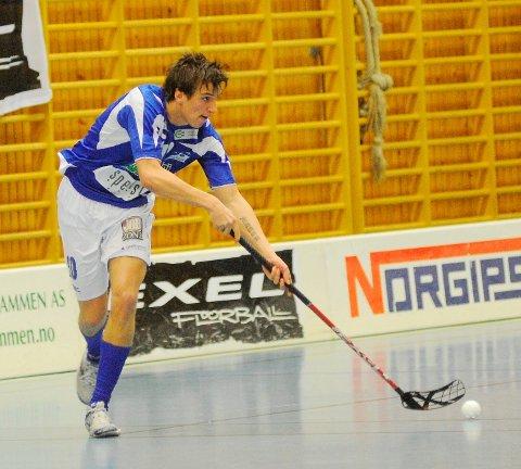 Tomålsscorer Mathias Knutsen.