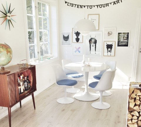 I Enggaten i Tønsberg ligger huset som er stemt fram som Norges vakreste hjem.