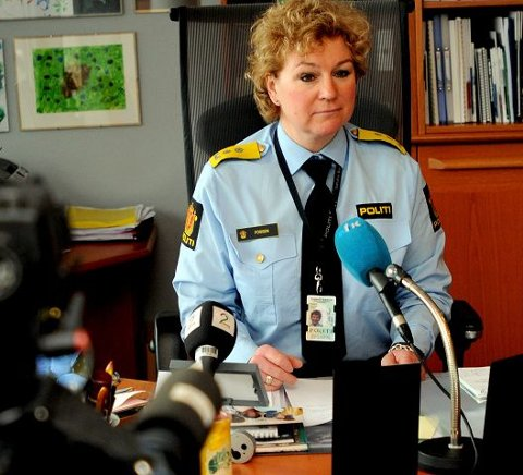 Politimester Christine Fossen mener fortsatt at det var Sture Bergwall som drepte Therese Johannessen. – Men det er tydelig at det ikke lar seg bevise, sier Fossen.