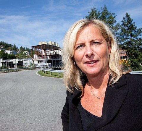 Monica Vee Bratlie, ordfører i Hurum.