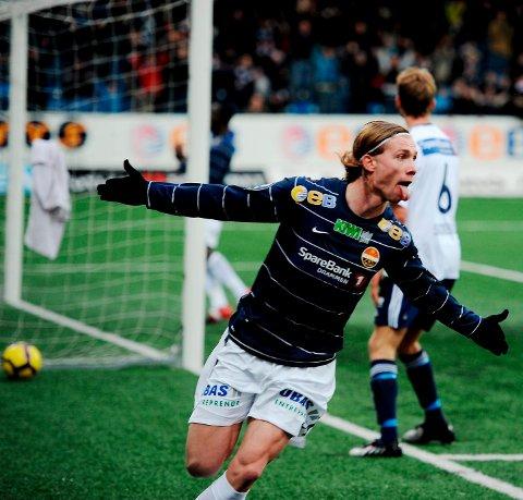 Jo Inge Berget blir Molde spiller.