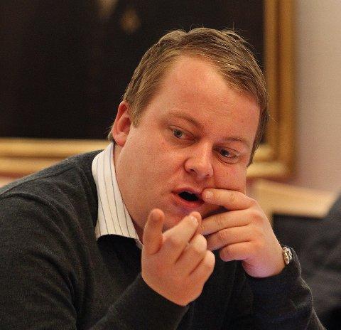 Styreleder i MK Eiendom, Erlend Wiborg (Frp).