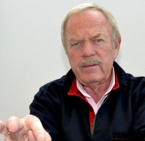 Arild Åserud har vært interessert i å kjøpe sykehuset.