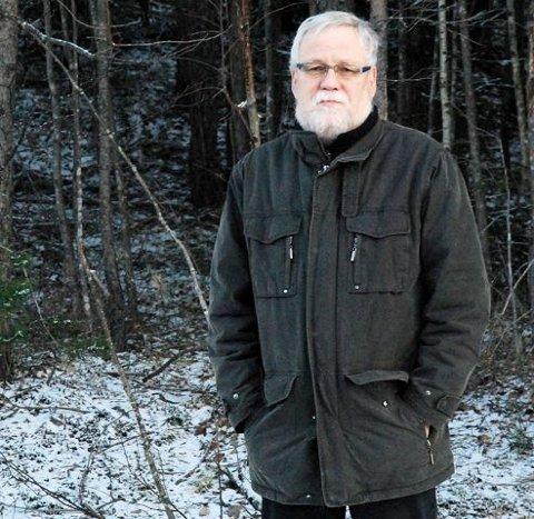 SINT: Jeg har mistet respekten for politikerne, sier Dan Lofstad.