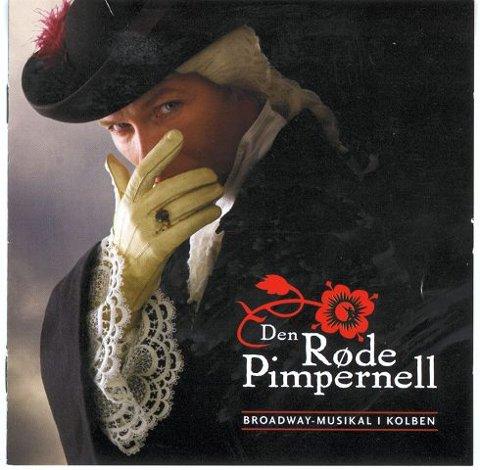 PÅ CD: Trond Teigen og alle de andre i «Den Røde Pimpernell» er nå å få kjøpt på CD.